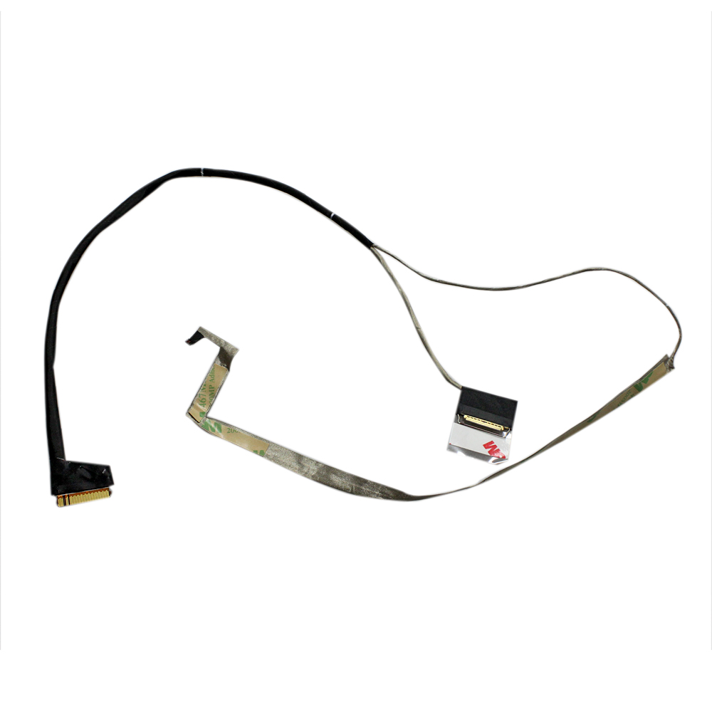 NEW For <font><b>Dell</b></font> G3 <font><b>3779</b></font> 3579 30pin LCD LED LVDS SCREEN VIDEO CABLE 0X4C1F X4C1F DC02002Z900 30PIN NO TOUCH image