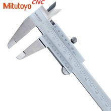 1pcs Mitutoyo CNC Calipers Vernier Caliper 0 150 0 200 0 300 0.02 Precision Micrometer Measuring Stainless Steel Tools