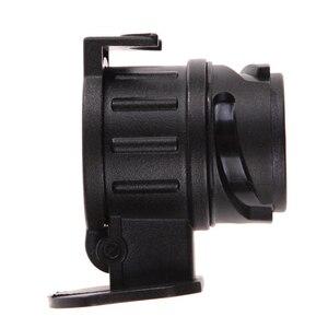 Image 4 - 13 Pin zu 7 Pin Stecker Stecker Adapter 12V Auto Anhänger Lkw Caravan Anhängerkupplung Sockel Converter Europäischen Standard Wasserdicht