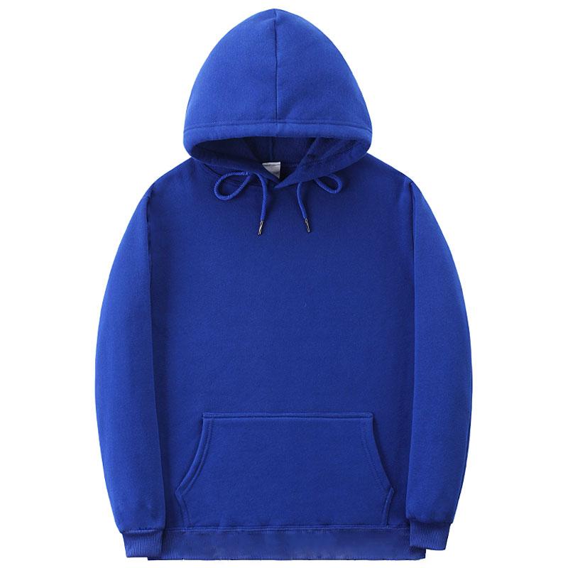 Fashion streetwear Hoodie Sweatshirt Multiple Colour Men Women Hoodies Pullover 27