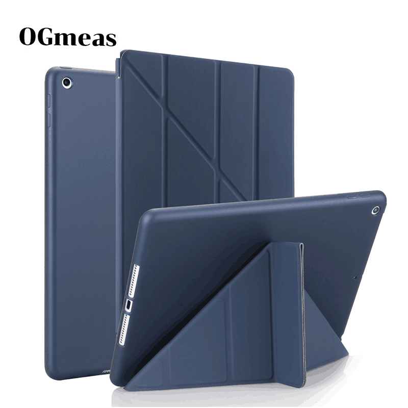 Case for IPad Air Flip Stand Case for Ipad 5 6 2017 2018,PU Leather Full Case for Ipad Air 2 Smart Cover for IPad Air 1 Cases
