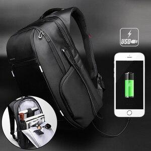 Image 3 - Modny plecak anty złodziej plecak męski nowy plecak na laptopa plecak szkolny plecak młodzieżowy plecak na ramię dla mężczyzn