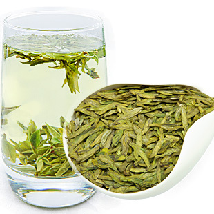2019  250g Dragon Well Chinese Longjing Green Tea  Chinese Green Tea Long Jing The China Green Tea For Man And Women Health Care