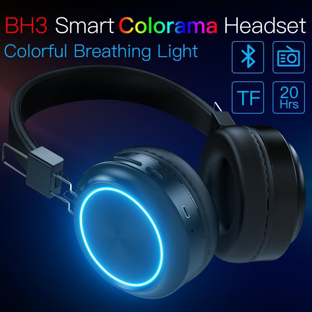 JAKCOM BH3 Smart Colorama Headset as Earphones Headphones in noise canceling headphone hi fi headset wireless