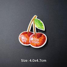 Hej liść puchar aparat łatka na odzież żelazko na haftowane aplikacja do szycia śliczne przyszyć tkaniny odznaka DIY akcesoria odzieżowe tanie tanio SinKon86 Various Sizes SK-DXM-011 Iron-on Plastry HANDMADE Ekologiczne