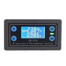 Dc5 38v Многофункциональный Вольтметр Амперметр электронная