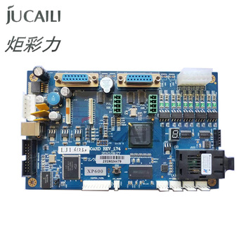 Jucaili printer hoson double head main board for Epson xp600 printhead for Xuli Human Allwin printer mother board