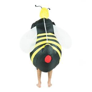 Image 3 - 풍선 범블 비 의상 여성 성인 남성 파티 카니발 코스프레 드레스 블로우 업 의상 할로윈 Purim 정장