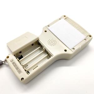 Image 5 - ภาษาอังกฤษ RFID NFC เครื่องถ่ายเอกสาร Reader Writer Cloner สำเนา 10 ความถี่ Programmer + 5Pcs 125 KHz EM4305 Keyfobs + 5 pcs 13.56 MHz UID KEY