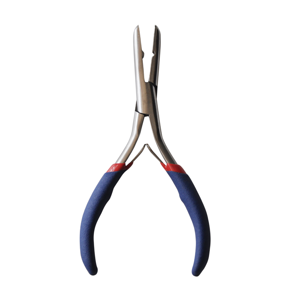 Stainless Steel Hair Pliers For Hair Extension Multi Functional Pliers Micro Link/Bead Closer