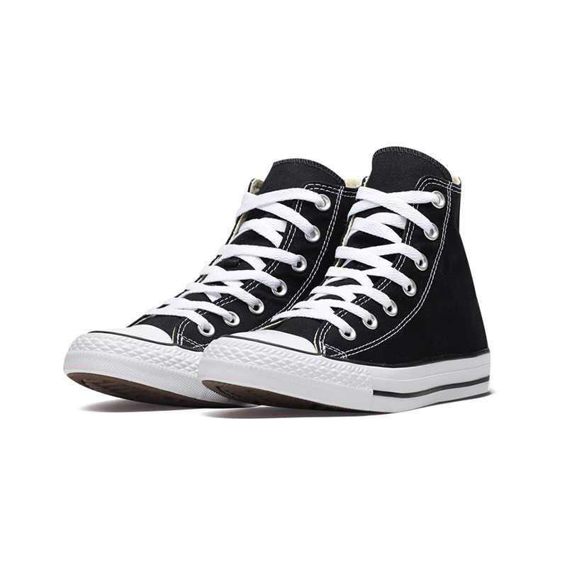 Converse all-star sapatos de skate masculino clássico feminino tênis de lona de alta qualidade confortável durável calçados unissex 101010