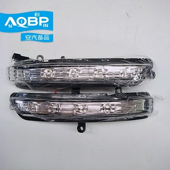 Samochody motocykle światła samochodowe oe numer 8210100U2210-01 8210200U2210-01 dla JAC S3 światło lustrzane tanie i dobre opinie anqibeipin Do światła dziennego MAZDA 0 05kg 17cm Mirror light plastic black