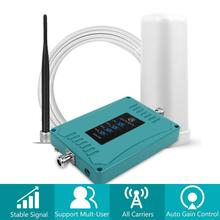 ANNTLENT Handy Signal Booster 700 AT & T Verizon/850/1700/1900 MHz für T-Mobile AT & T 3G 4G LTE B2/4/5/12/13/17 Hause Verstärker