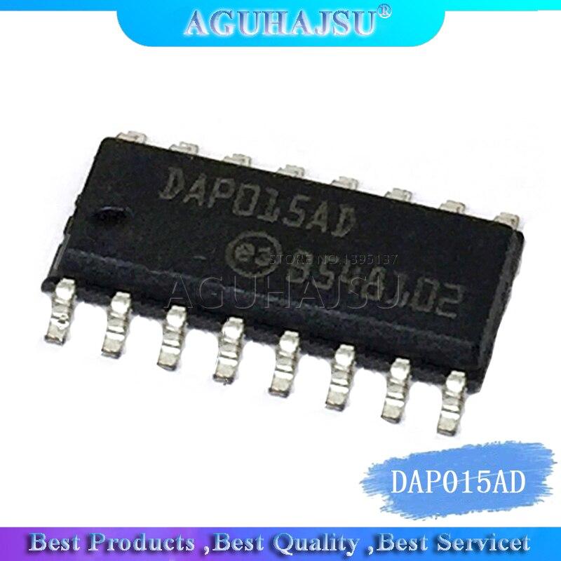 5pcs DAP015AD DAP015D DAP015 SOP-16 Integrated Circuit IC Chip Electronic Components 3C Digital Parts