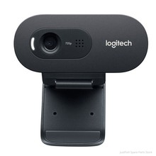 Logitech C270i Webcam 720 P HD Built-In Mikrofon Kamera Web untuk PC Web Chat Kamera(China)