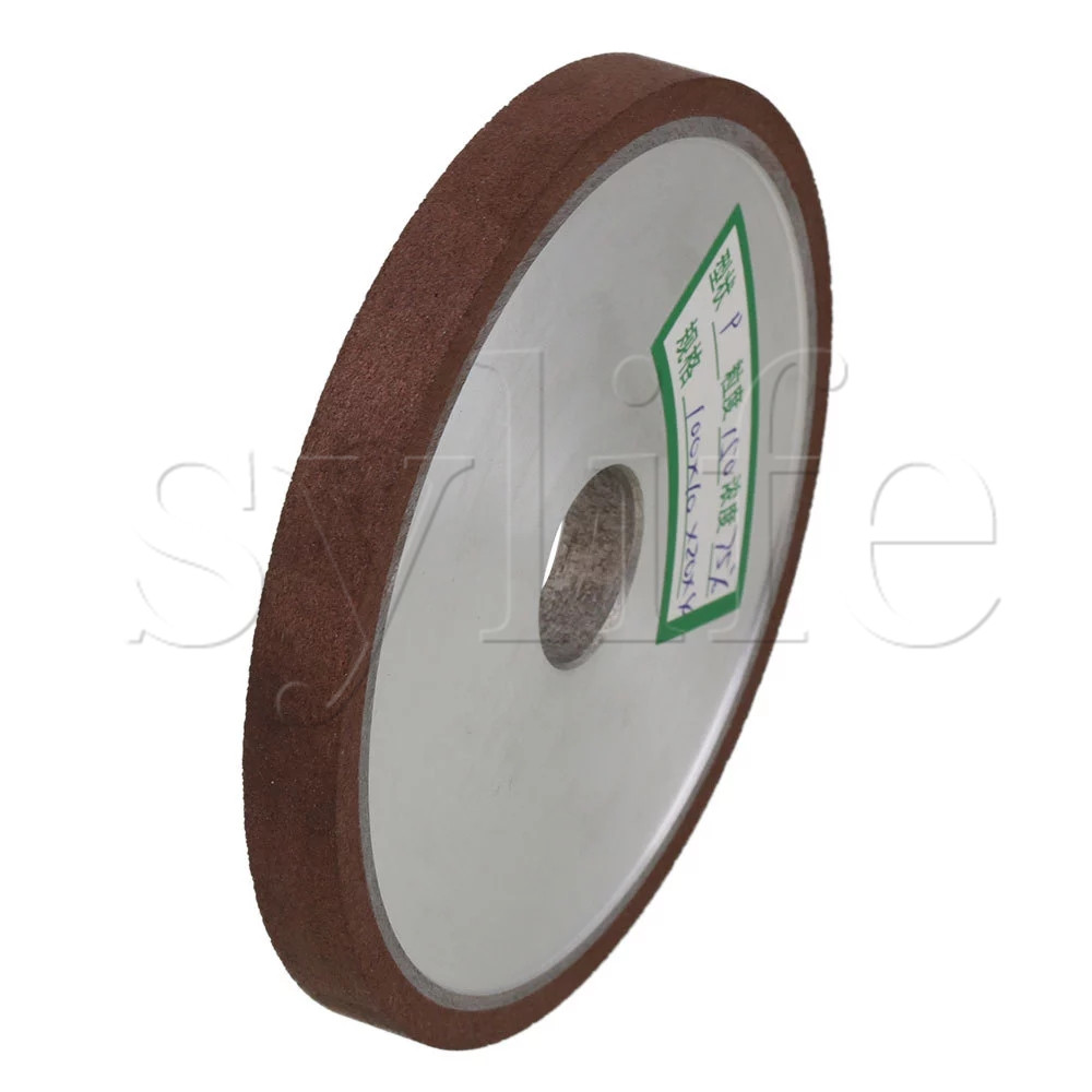 Купить с кэшбэком Diamond Disc Grinding Wheel 150 Grit 75% Concentration Cutter Grinder 100*10*20mm