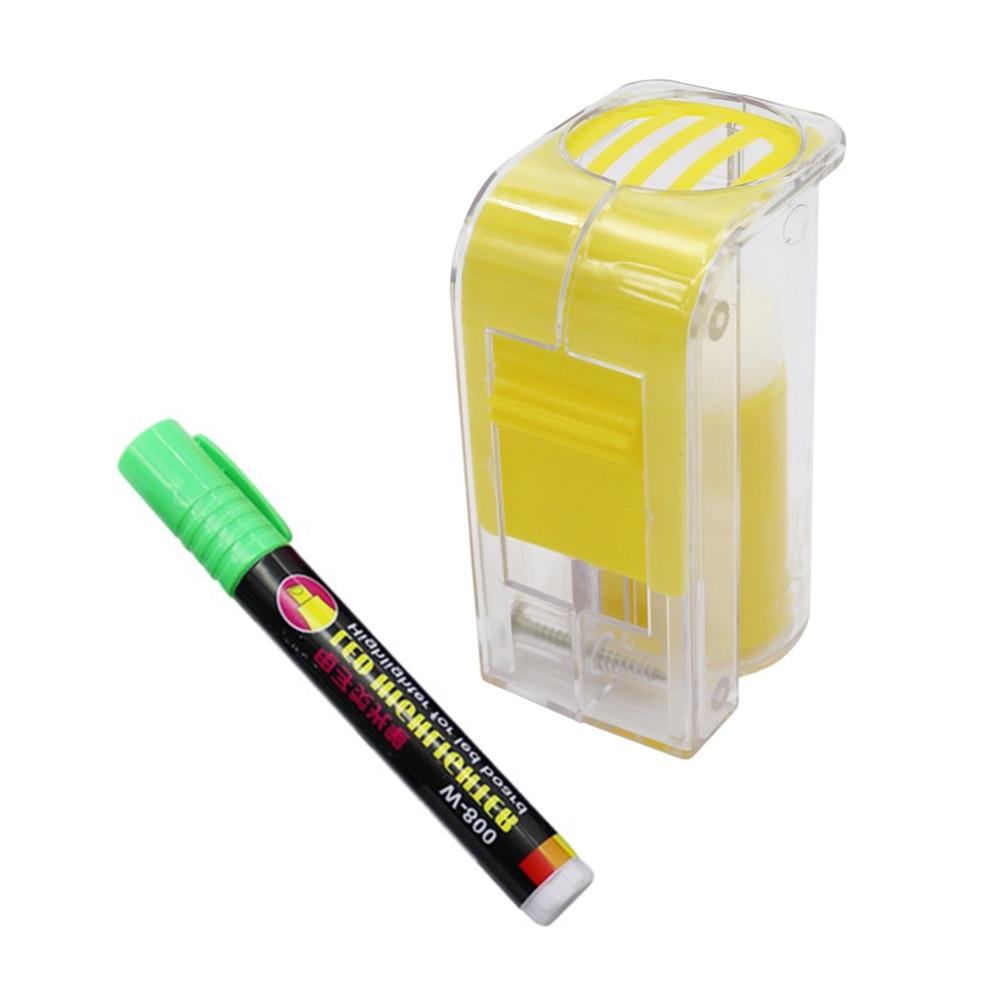 1 Set Bee Marking Tool Kits Marker Bottle With Marking Pens Bee King Queen Catcher 8 Colors Pen Beekeeping Beekeeper Equipment