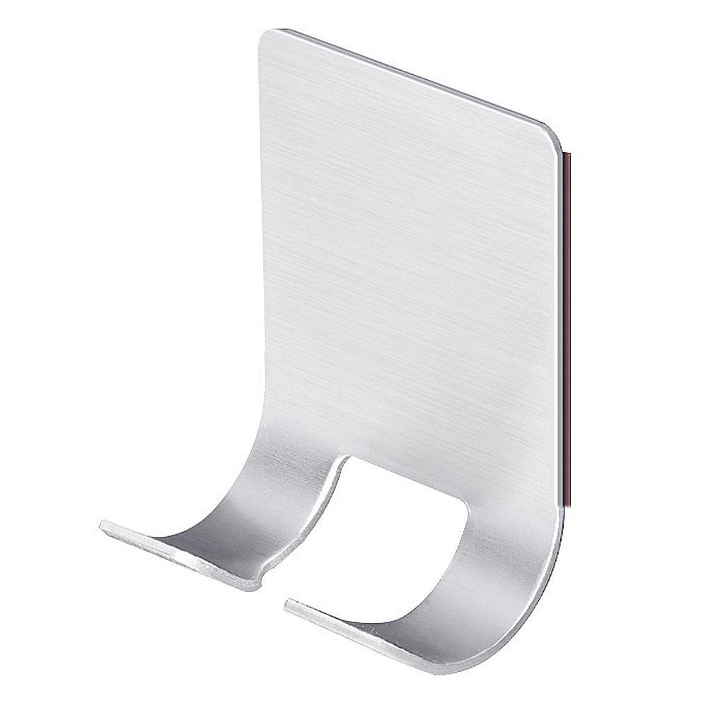 Razor Holder Shaver Hook Hanger Stand Self Adhesive Stainless Steel Heavy Duty Utility Storage Shower Hook Storage Rack