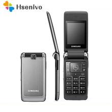 Samsung S3600 Refurbished-Original Unlocked 1.3MP Camera GSM 2G Support Flip Cell Phone One Year Warranty