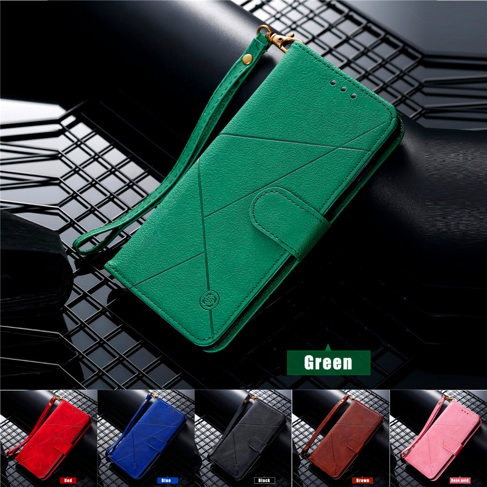 3D Diamond Leather Flip Case For Xiaomi A3 9T Lite Redmi Note 7 8T 9 Pro Redmi 7A 8A K20 K30 Wallet Card Slot Holder Stand Cover