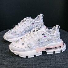 Chunky Sneakers Women Vulcanize Shoes Co