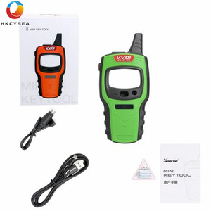 Image 5 - HKCYSEA Xhorse VVDI Mini Key Tool Programmer Global Version Support IOS and Android with VVDI4D/VVDI48/VVDI Super Chip or Remote