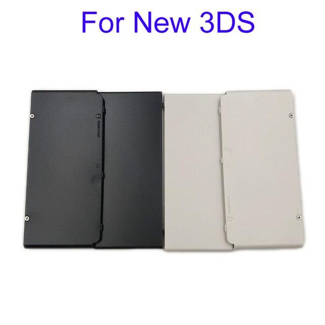 5 pièces pour Nintendo New 3DS 2015 Version Zierblende plaques de couverture de la plaque frontale supérieure et arrière boîtier de la batterie