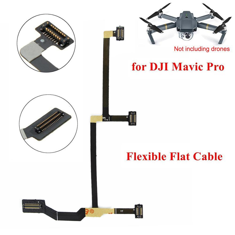 RC Accessories Part For DJI Mavic Pro Drone Flexible Gimbal Flat PTZ Cable Ribbon Cable Layer