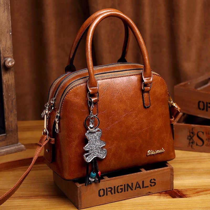 Женская сумка из натуральной кожи, большие кожаные дизайнерские сумки-шопперы для женщин, 2020, роскошная сумка на плечо от известного бренда, сумки K24