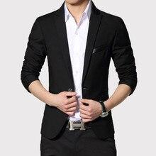 Nieuwe Collectie Van Hoge Kwaliteit Mannen Pak Single Button Leisure Blazers Jas Mannen Mannen Koreaanse Fashion Slim Fit Casual Blazer suits