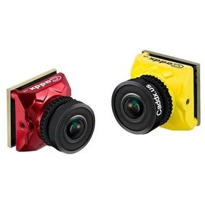 Image 5 - Caddx Ratel 1/1.8 Inch Starlight Hdr Osd 1200Tvl Ntsc/Pal 16:9/4:3 Schakelbare 2.1Mm Lens Fpv Camera Voor Rc drone (Ratel + 2.1Mm Len
