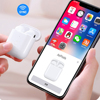Charging Case Replacement For Airpods 1 amp 2 Qi Wireless Charging Box For Airpods 450mAh Charger with Bluetooth Pairing Sync Button promo