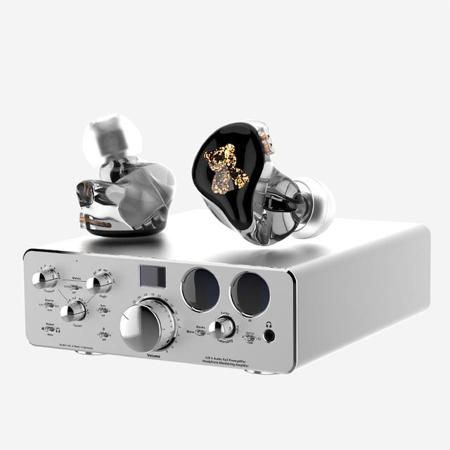 TFZ/Tx Bear 3,Monitor Earphones HIFI Headset with High Quality Tri-Motion Iron Music 3
