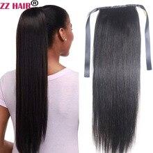 ZZHAIR – Extensions de cheveux naturels Remy 16