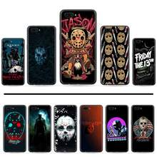 Seorang Anak Voorhees Friday The 13th Foto Kustom Lembut Ponsel Case untuk OPPO R9 R11 R15 R17 Reno Realme S PLUS normal 2Z 3 5 C2 Pro(China)