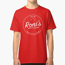 OUAT | Roni's Bar (White) T shirt ouat once upon a time regina mills mayor mills evil queen the evil queen lana parrilla
