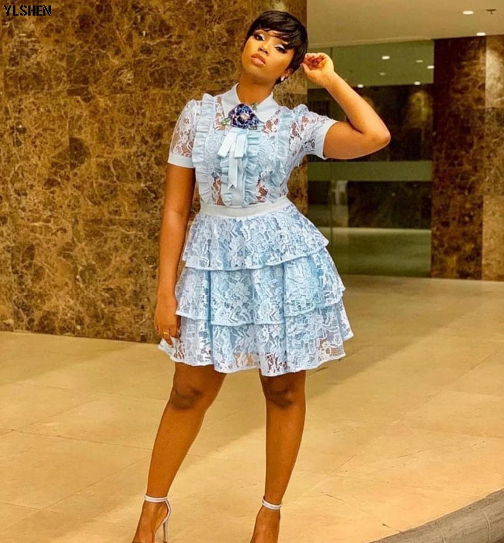 Astonishing African Fashion Dresses Lace Ankara Styles