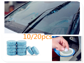10x car concentrated wiper blade window glass cleaning accessories for Mercedes Benz AMG GT GLC GLE GLS R Class ML GL G R image