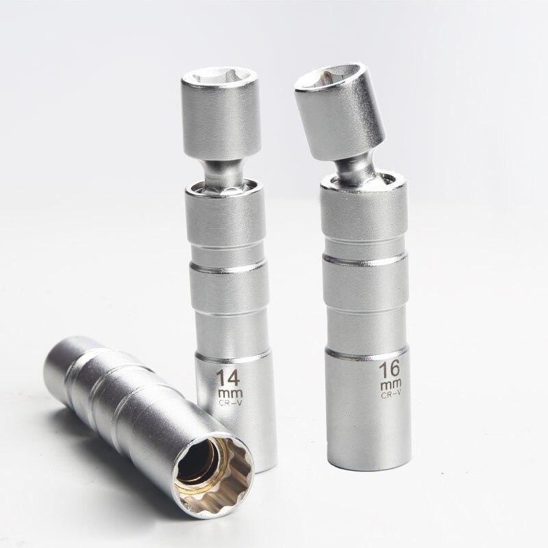 16MM MAGNETIC SPARK PLUG SOCKET 3//8