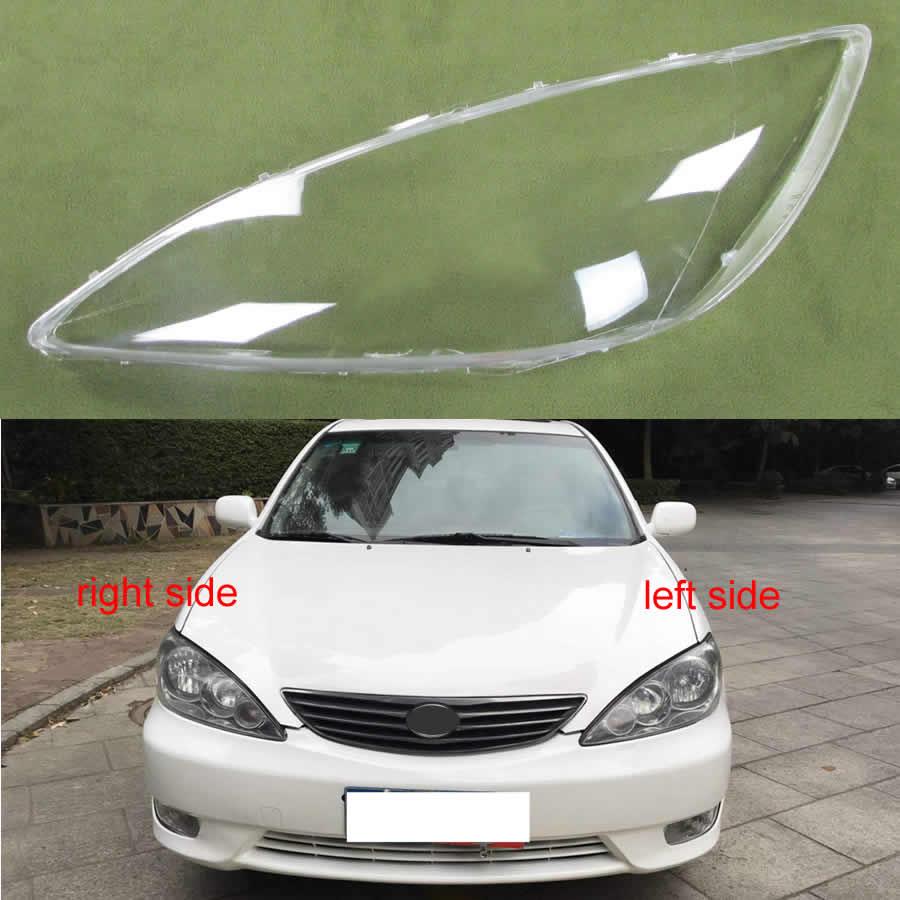 Untuk Toyota Camry 2005 Transparan Lampu Penutup Kap Lampu Kap Lampu Depan Lampu Depan Shell Kaca Lensa Shell Shells Lamp Aliexpress