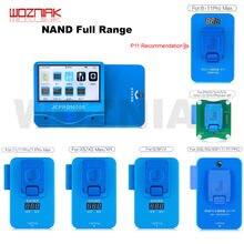 Jc p7 p11 pr01000s programador para iphone 4 5 6 7 8 plus x xs 11 pro max nand leitura escrita para ipad 2 3 4 5 6 reparação hdd
