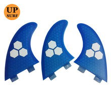 Free Shipping FCS Honeycomb Fins Good Quality Surf Quilhas Fin