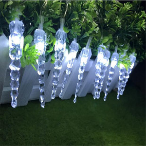 Christmas Garland LED Icicle B