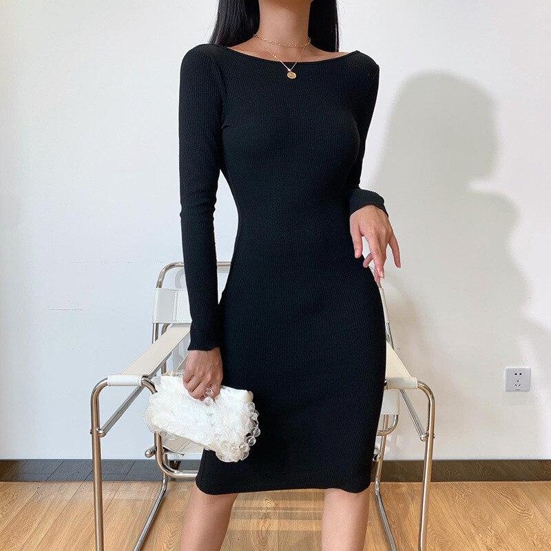 backless midi dress13
