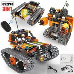 Hot Toy high speed Stunt Car Remote Control cars 2.4G RC Car Radio Control Tracked Car model Blocks Toys for boys Children gift