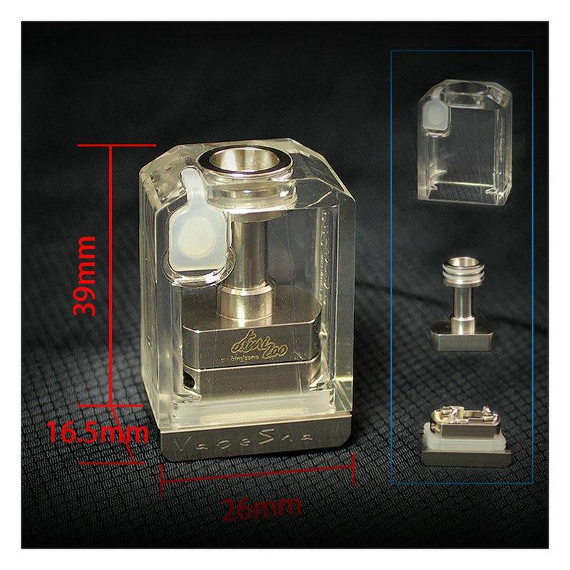 SXK Vapesnail Bb Insider For BB Style Box Mod Billet Box V4 Vape