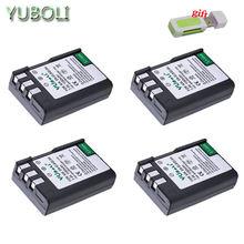 Акумуляторная батарея EN-EL9A EN-EL9 RU EL9 el9a ENEL9A ENEL9 Батарея для Nikon D40 D40X D60 D3000 D5000 L15 камера