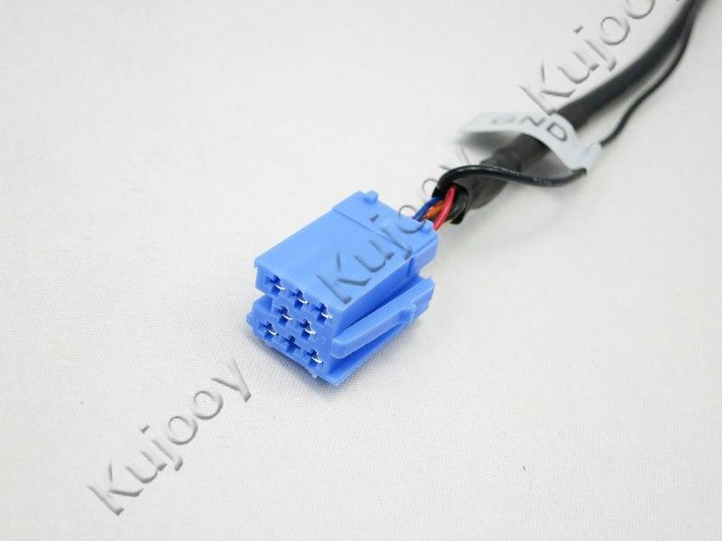 Yatour Kit voiture Bluetooth numérique musique CD changeur CDC connecteur pour Audi A2 A3 A4 S4 A6 S6 A8 S8 Allroad TT Radios - 6