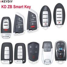 2020 KEYDIY oryginalny KD inteligentny klucz uniwersalny wielofunkcyjny ZB Series klucz zdalny do KD X2 klucz programujący