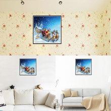 5d алмазная живопись «сделай сам» украшение для дома Рождественский